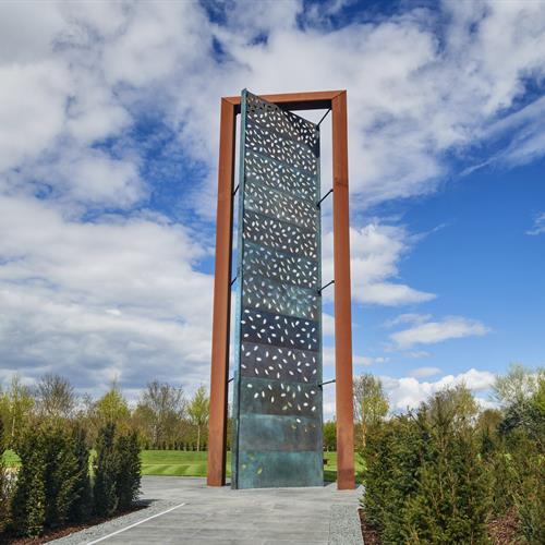 The UK Police Memorial